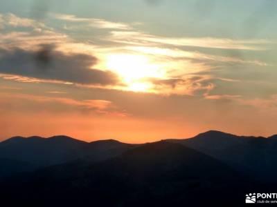 Navacerrada,La Maliciosa,Vespertina;nacimiento de rio cuervo madrid suroeste mochilas de montaña pa